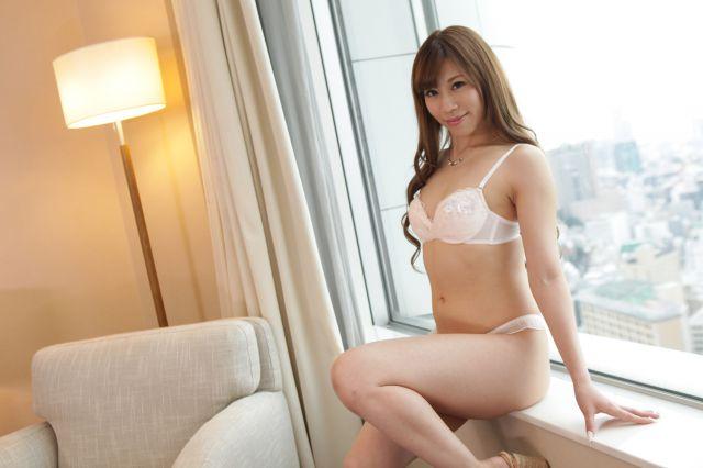 大咲萌の無修正画像-73